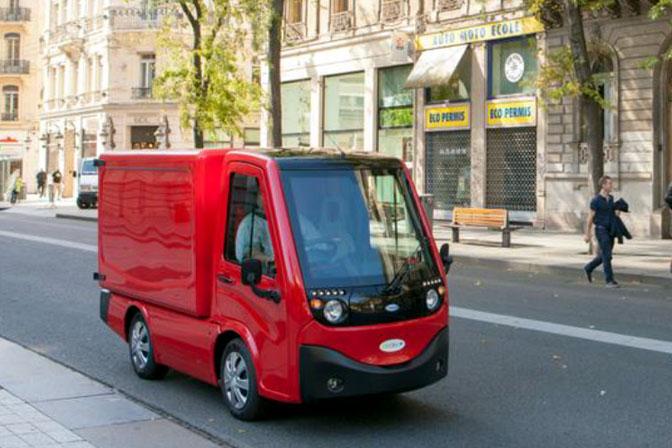 METRO™ Box Truck