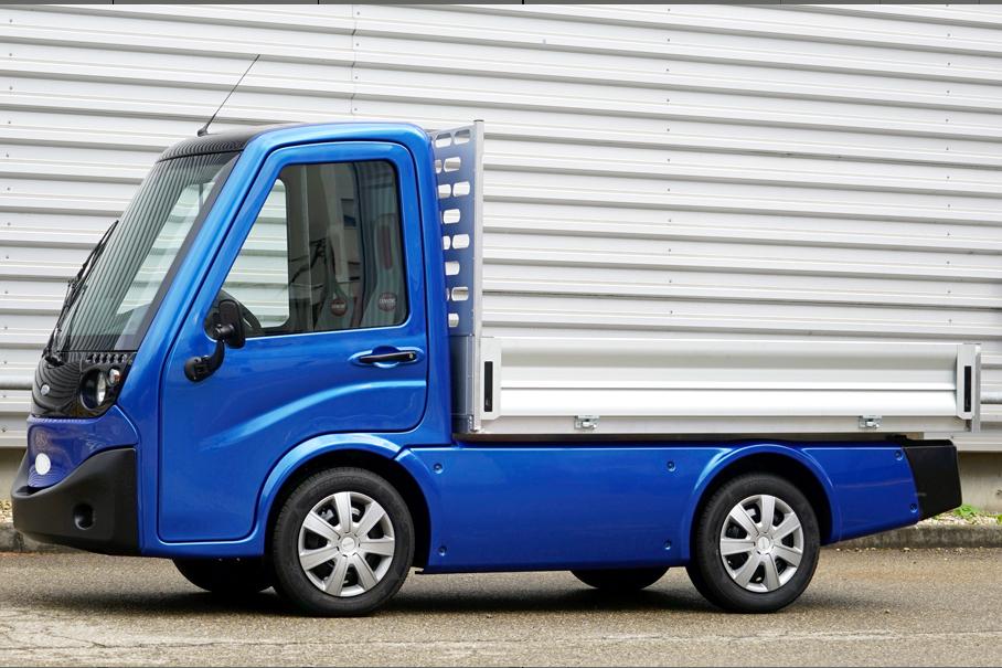 METRO™ Pickup Truck