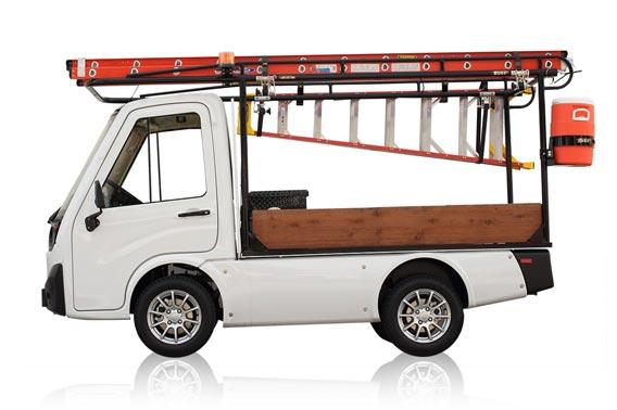 METRO™ Works Truck